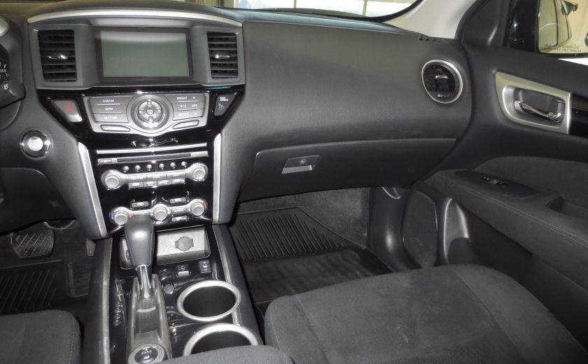 2015 Nissan Pathfinder SV 4WD CAMÉRA BLUETOOTH VOLANT CHAUFFANT #17