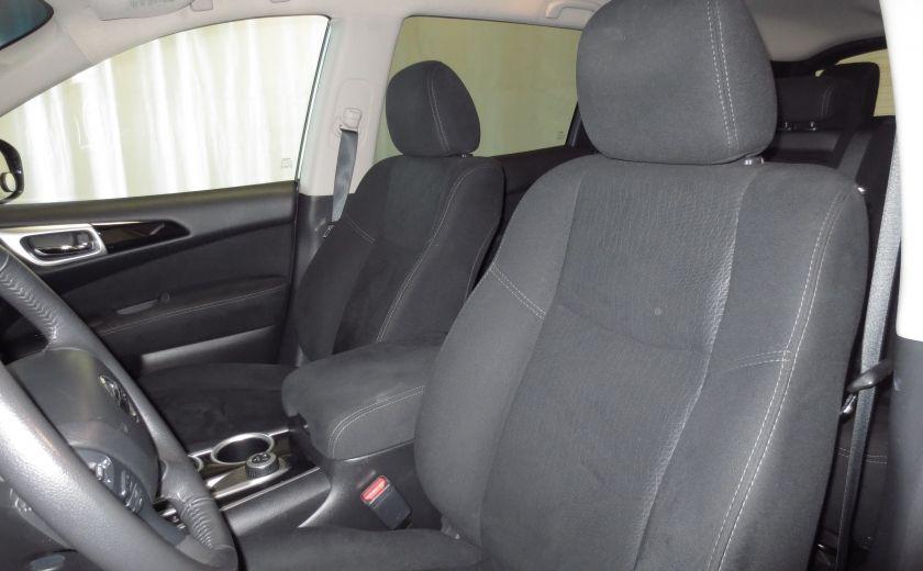 2015 Nissan Pathfinder SV 4WD CAMÉRA BLUETOOTH VOLANT CHAUFFANT #10