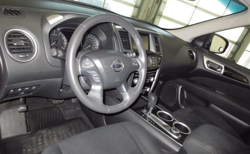 2015 Nissan Pathfinder SV 4WD CAMÉRA BLUETOOTH VOLANT CHAUFFANT #8