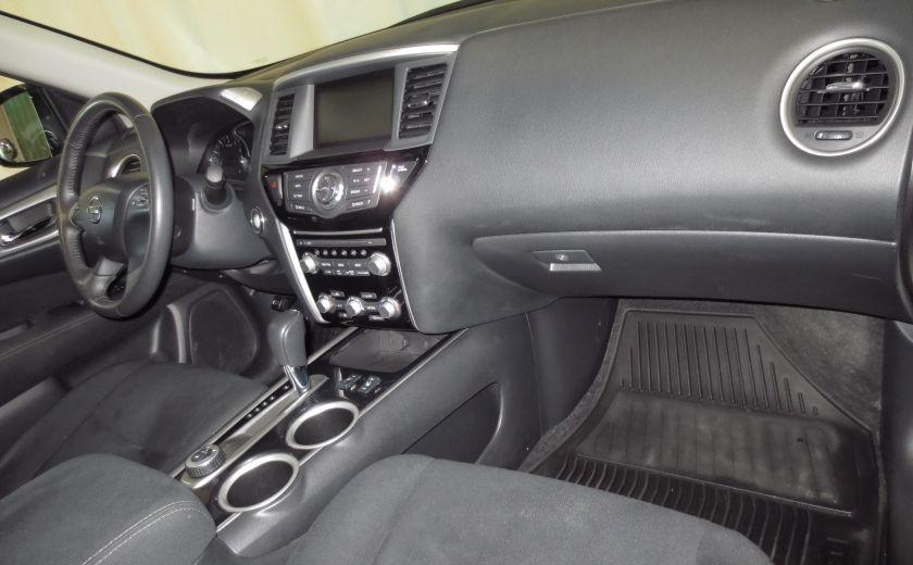2015 Nissan Pathfinder SV 4WD CAMÉRA BLUETOOTH VOLANT CHAUFFANT #13
