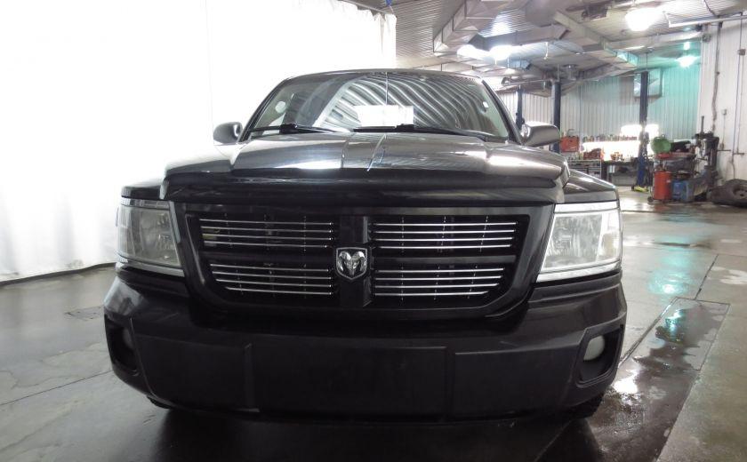 2011 Dodge Dakota SXT CREW CAB 4WD V8 4.7L #1