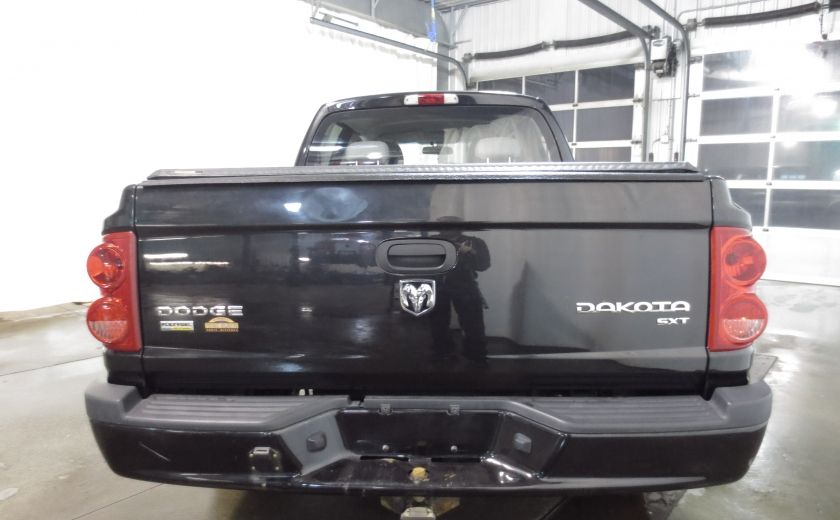 2011 Dodge Dakota SXT CREW CAB 4WD V8 4.7L #5