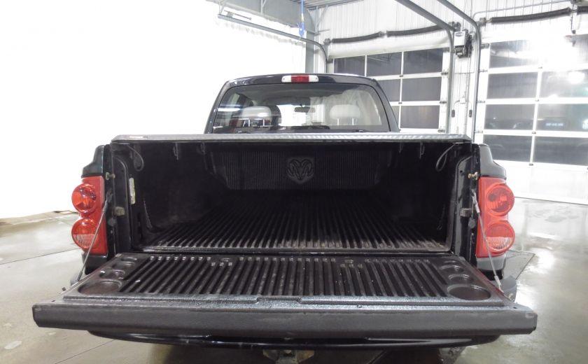 2011 Dodge Dakota SXT CREW CAB 4WD V8 4.7L #20
