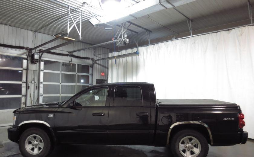 2011 Dodge Dakota SXT CREW CAB 4WD V8 4.7L #3