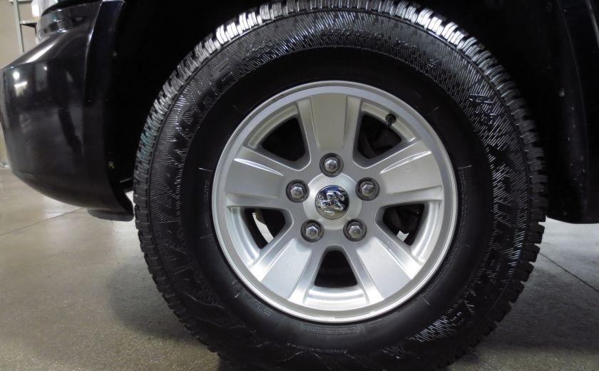 2011 Dodge Dakota SXT CREW CAB 4WD V8 4.7L #22