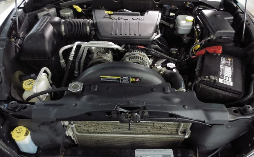 2011 Dodge Dakota SXT CREW CAB 4WD V8 4.7L #21
