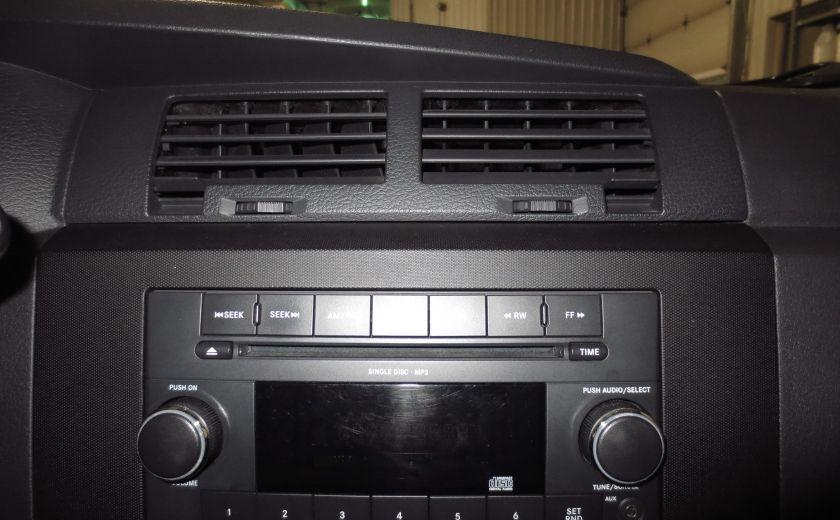 2011 Dodge Dakota SXT CREW CAB 4WD V8 4.7L #18
