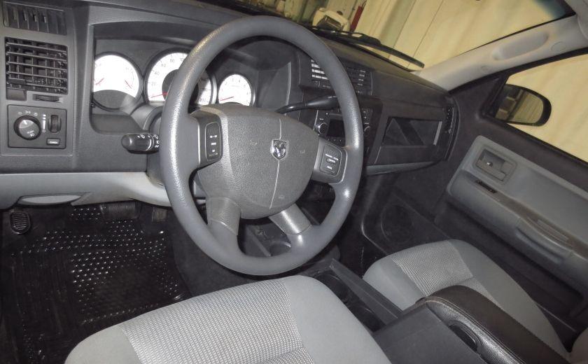 2011 Dodge Dakota SXT CREW CAB 4WD V8 4.7L #8