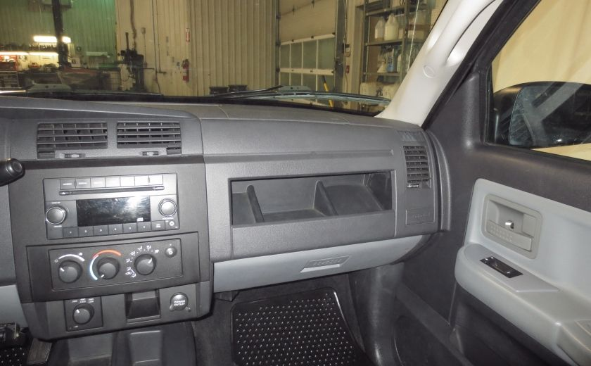2011 Dodge Dakota SXT CREW CAB 4WD V8 4.7L #16
