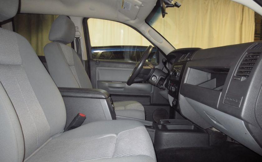 2011 Dodge Dakota SXT CREW CAB 4WD V8 4.7L #13