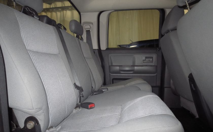 2011 Dodge Dakota SXT CREW CAB 4WD V8 4.7L #14