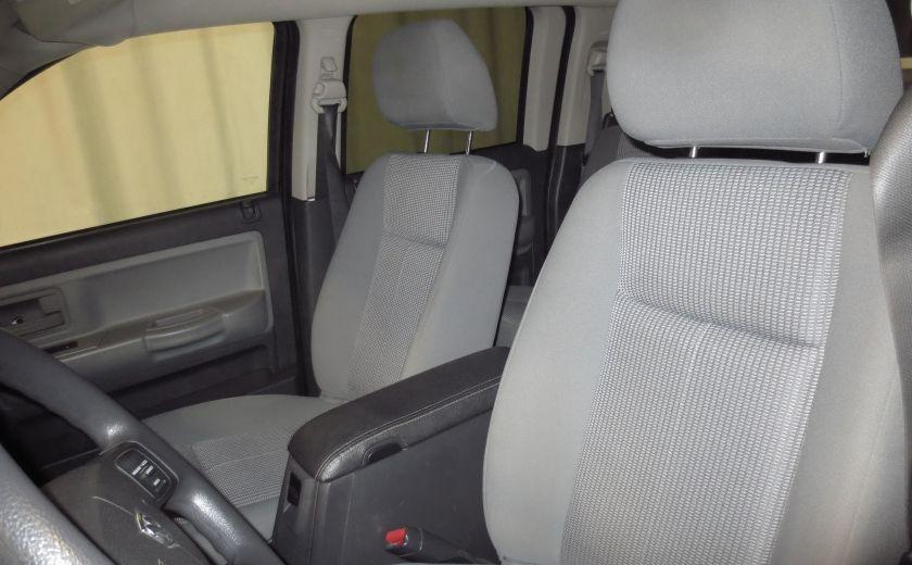 2011 Dodge Dakota SXT CREW CAB 4WD V8 4.7L #10