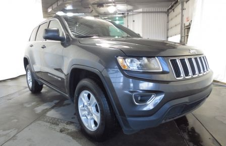 2015 Jeep Grand Cherokee Laredo 4WD V6 3.6L BLUETOOTH à Sept-Îles