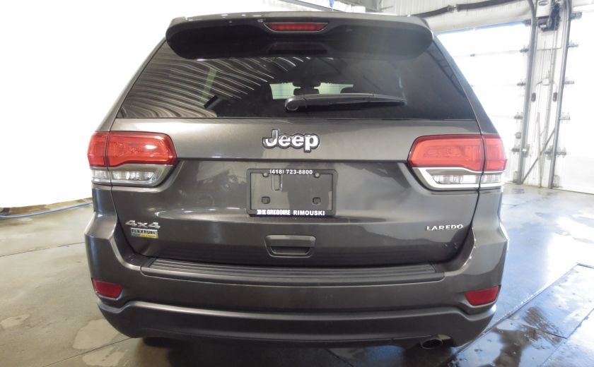 2015 Jeep Grand Cherokee Laredo 4WD V6 3.6L BLUETOOTH #5