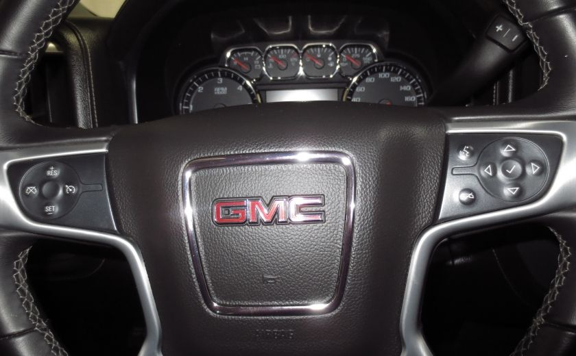 2014 GMC Sierra 1500 SLE 4WD 5.3L CAMÉRA DE RECUL BLUETOOTH SYNC #21