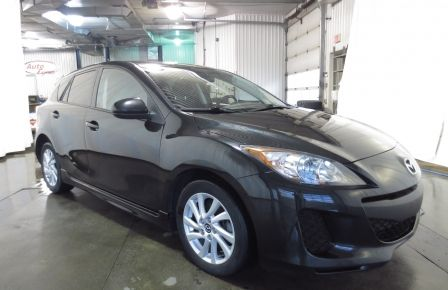 2013 Mazda 3 GS-SKY Hatchback  AUTO A/C SIEGES CHAUFFANTS BLUET à New Richmond