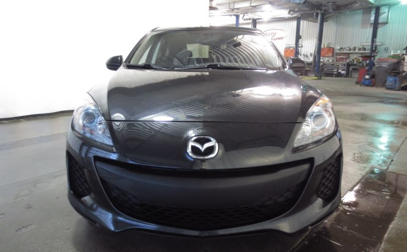 2013 Mazda 3 GS-SKY Hatchback  AUTO A/C SIEGES CHAUFFANTS BLUET #1