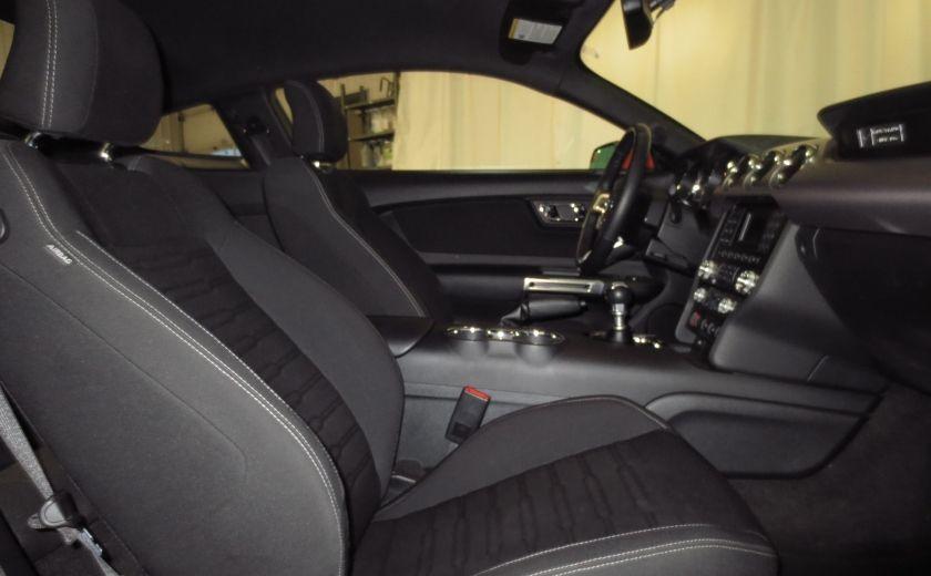 2015 Ford Mustang GT CAMÉRA DE RECUL BLUETOOTH #13