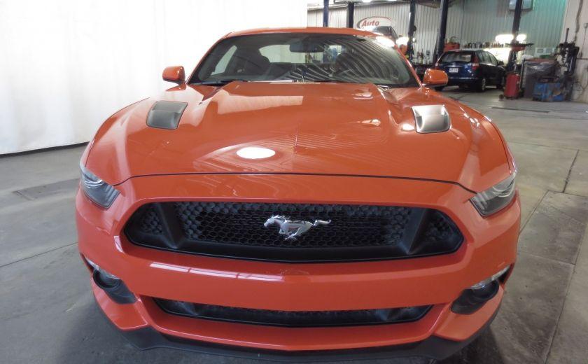 2015 Ford Mustang GT CAMÉRA DE RECUL BLUETOOTH #1