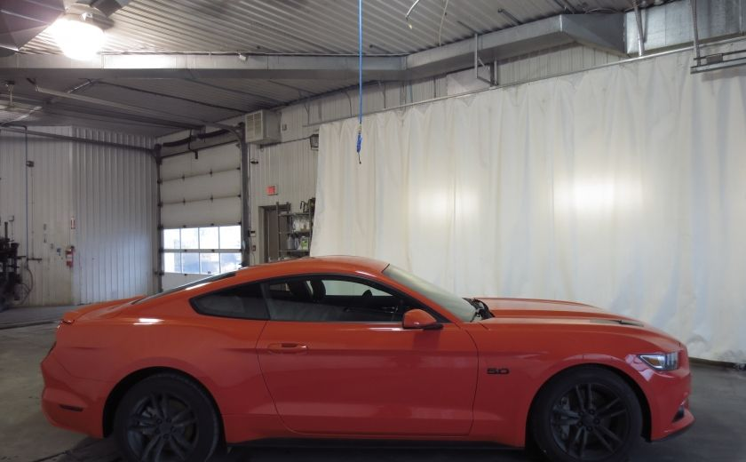 2015 Ford Mustang GT CAMÉRA DE RECUL BLUETOOTH #7
