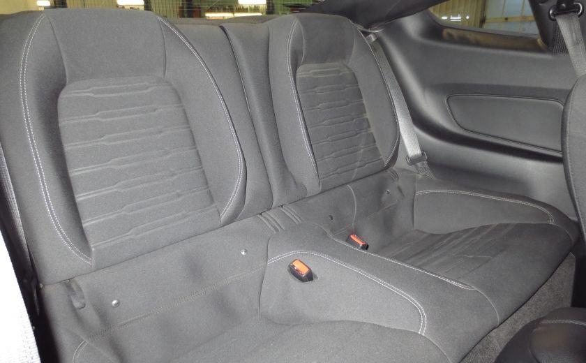 2015 Ford Mustang GT CAMÉRA DE RECUL BLUETOOTH #14