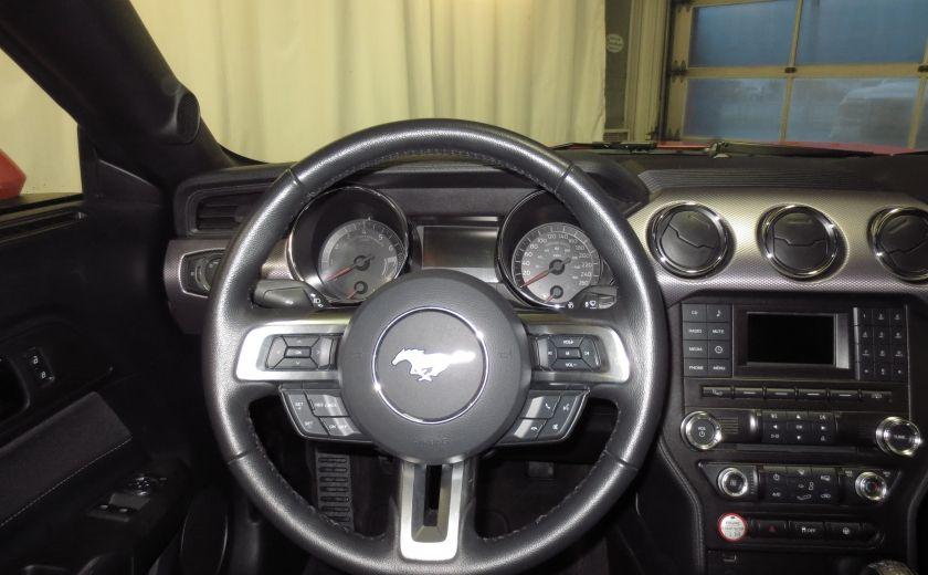 2015 Ford Mustang GT CAMÉRA DE RECUL BLUETOOTH #19