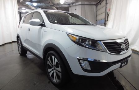 2013 Kia Sportage EX AWD CAMÉRA DE RECUL BLUETOOTH SIEGES CHAUFFANTS in New Richmond