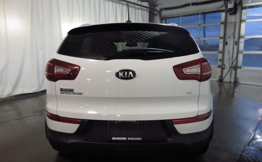 2013 Kia Sportage EX AWD CAMÉRA DE RECUL BLUETOOTH SIEGES CHAUFFANTS #5