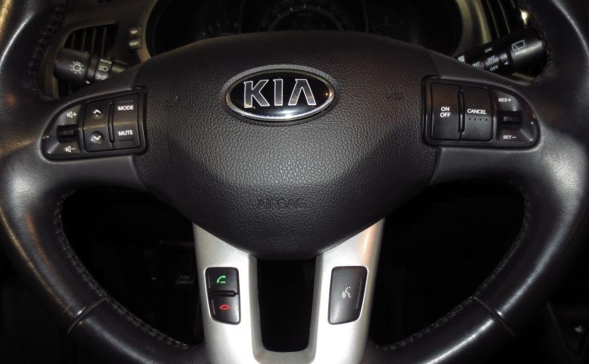 2013 Kia Sportage EX AWD CAMÉRA DE RECUL BLUETOOTH SIEGES CHAUFFANTS #19