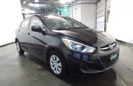2015 Hyundai Accent GL AUTO A/C BLUETOOTH SIEGES CHAUFFANTS in Rimouski