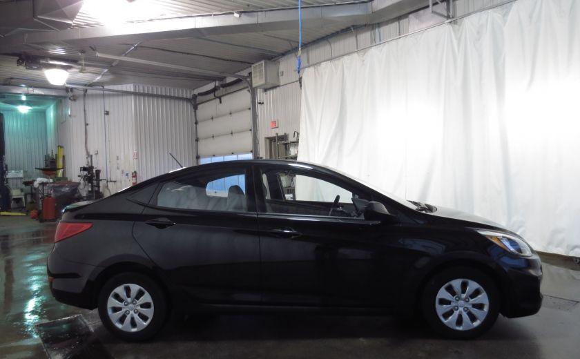 2015 Hyundai Accent GL AUTO A/C BLUETOOTH SIEGES CHAUFFANTS #7
