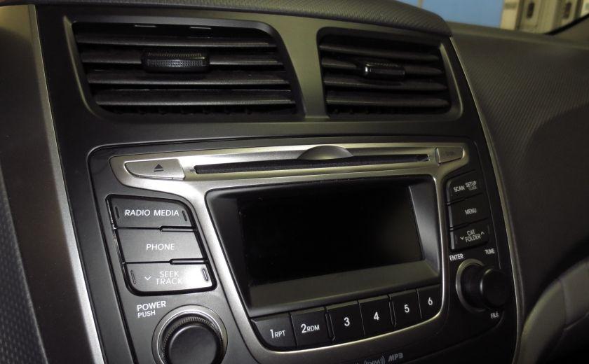 2015 Hyundai Accent GL AUTO A/C BLUETOOTH SIEGES CHAUFFANTS #20