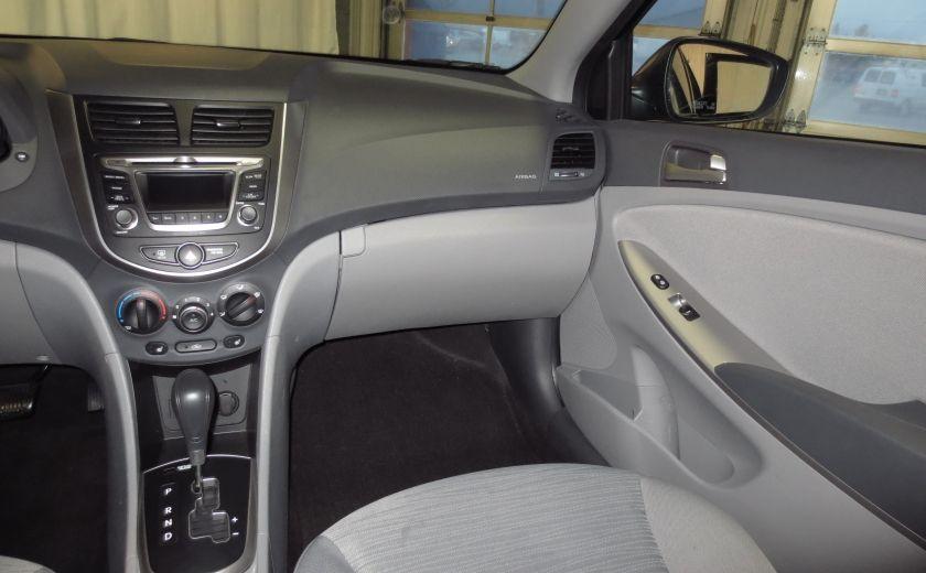 2015 Hyundai Accent GL AUTO A/C BLUETOOTH SIEGES CHAUFFANTS #16