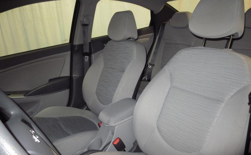 2015 Hyundai Accent GL AUTO A/C BLUETOOTH SIEGES CHAUFFANTS #10
