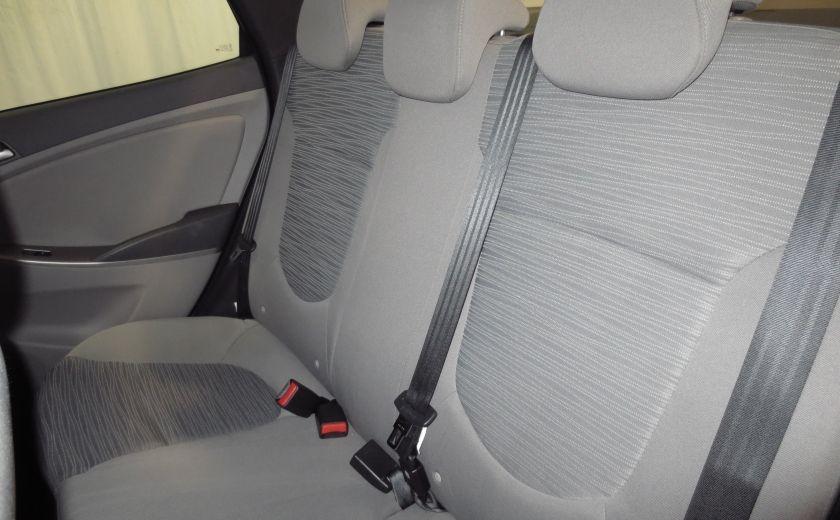 2015 Hyundai Accent GL AUTO A/C BLUETOOTH SIEGES CHAUFFANTS #11