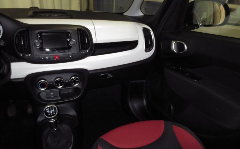 2014 Fiat 500L Pop A/C CAMÉRA DE RECUL BLUETOOTH #16