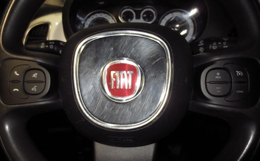 2014 Fiat 500L Pop A/C CAMÉRA DE RECUL BLUETOOTH #19