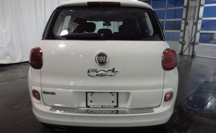 2014 Fiat 500L Pop A/C CAMÉRA DE RECUL BLUETOOTH #5