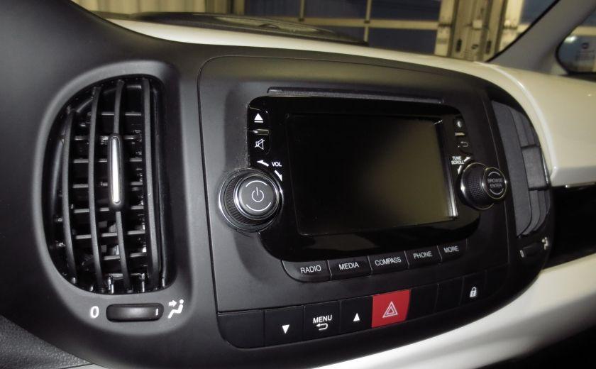 2014 Fiat 500L Pop A/C CAMÉRA DE RECUL BLUETOOTH #20