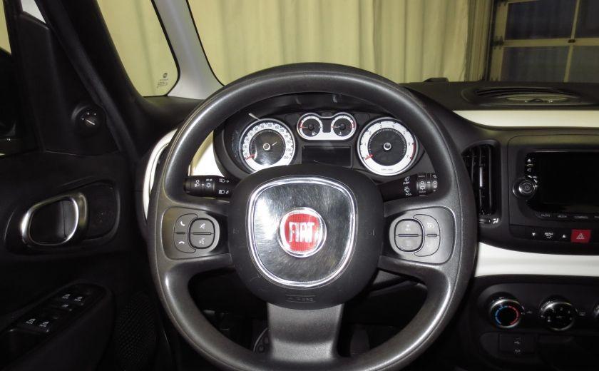 2014 Fiat 500L Pop A/C CAMÉRA DE RECUL BLUETOOTH #18
