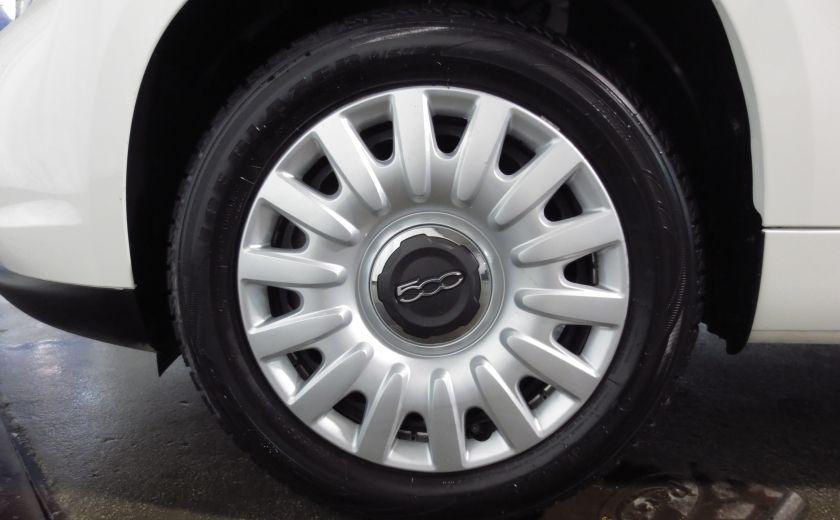 2014 Fiat 500L Pop A/C CAMÉRA DE RECUL BLUETOOTH #28