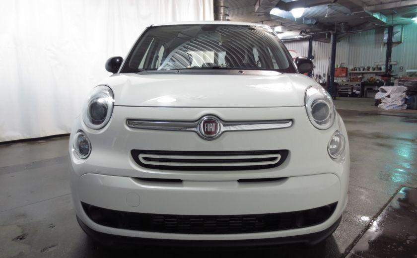 2014 Fiat 500L Pop A/C CAMÉRA DE RECUL BLUETOOTH #1