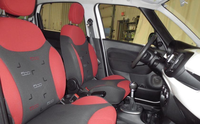 2014 Fiat 500L Pop A/C CAMÉRA DE RECUL BLUETOOTH #13