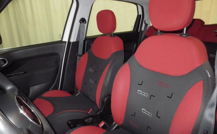 2014 Fiat 500L Pop A/C CAMÉRA DE RECUL BLUETOOTH #10