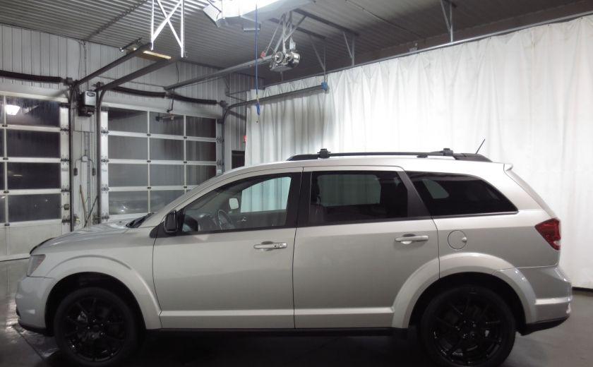 2013 Dodge Journey SXT UCONNECT BLUETOOTH ROUES 19'' BLACK TOP #3