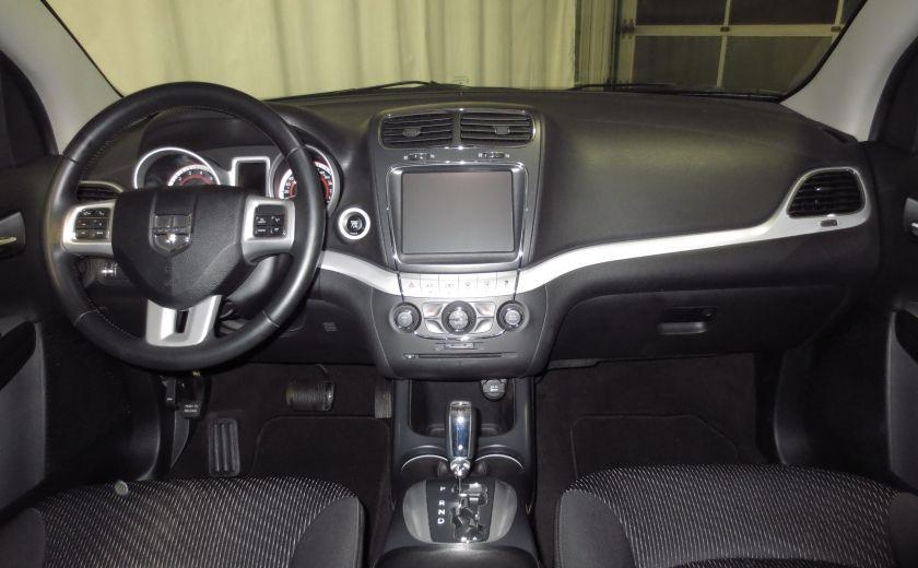 2013 Dodge Journey SXT UCONNECT BLUETOOTH ROUES 19'' BLACK TOP #17