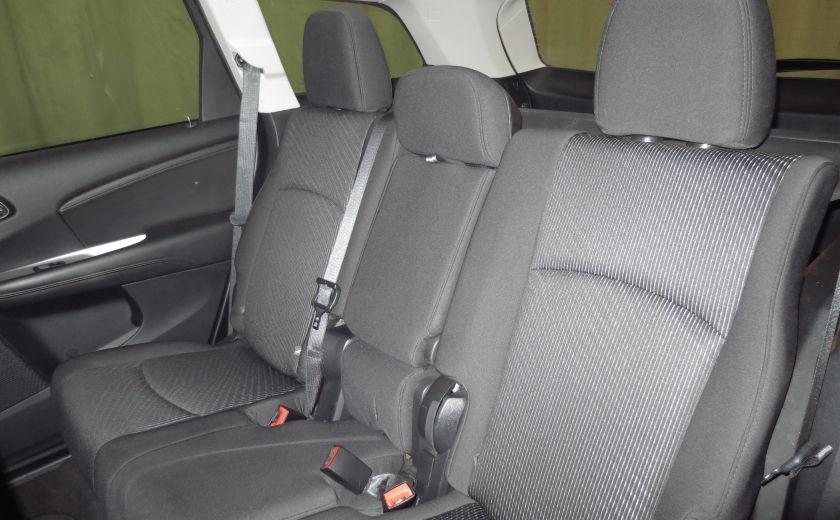 2013 Dodge Journey SXT UCONNECT BLUETOOTH ROUES 19'' BLACK TOP #11