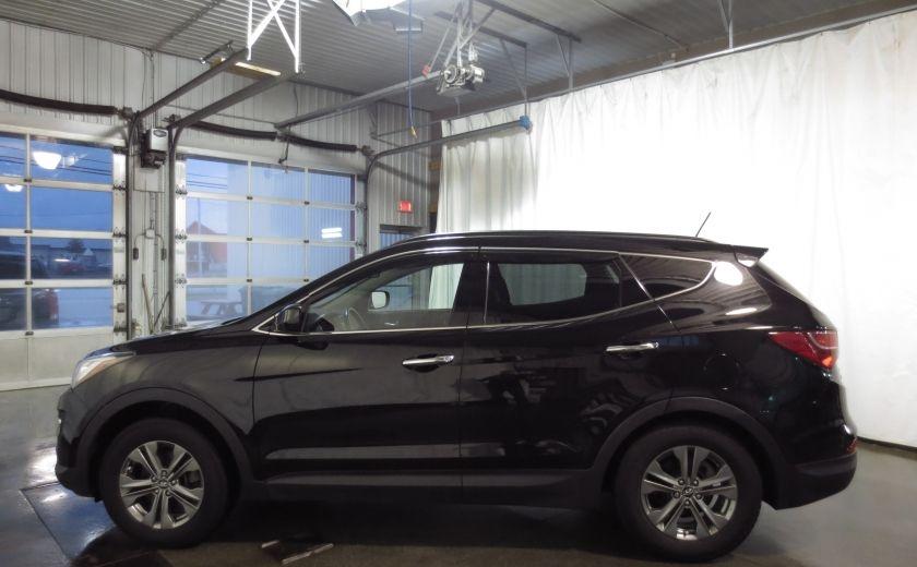 2014 Hyundai Santa Fe Premium A/C BLUETOOTH SIEGES CHAUFFANTS FWD #3