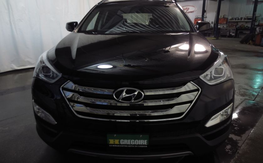 2014 Hyundai Santa Fe Premium A/C BLUETOOTH SIEGES CHAUFFANTS FWD #1