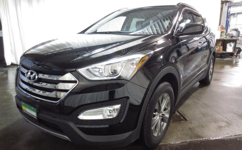 2014 Hyundai Santa Fe Premium A/C BLUETOOTH SIEGES CHAUFFANTS FWD #2